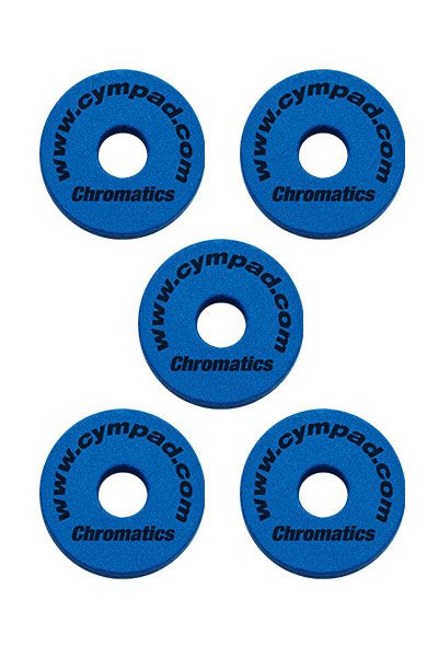 Cympad-Chromatics-Set-Blue-40/15mm Cymbal Pad