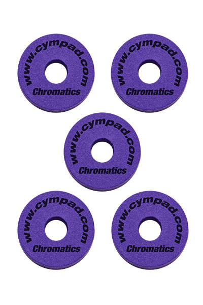Cympad-Chromatics-Set-Purple-40/15mm