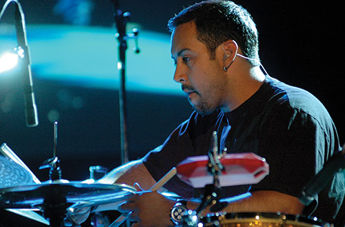 Antonio Sanchez /  Pat Metheny Group, Chic Corea Trio, Michael Brecker