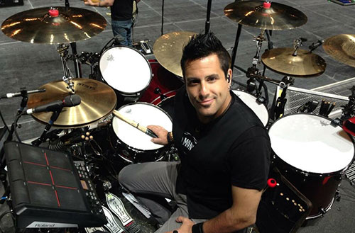 Rich Redmond /   Jason Aldean, Bryan Adams, Lit, Jewel, Pointer Sisters / Sessions