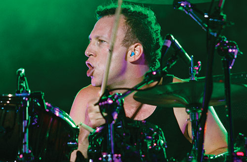 Stephen Perkins /  Jane's Addiction, Infectious Grooves, Porno for Pyros