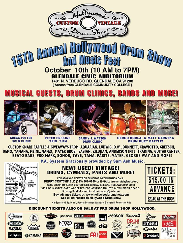 Hollywood Drum Show