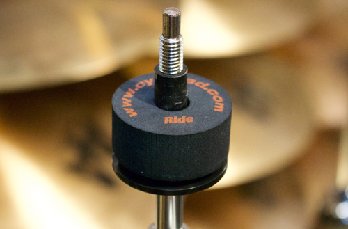 Cympad Optimizer Ride Cymbal Pad