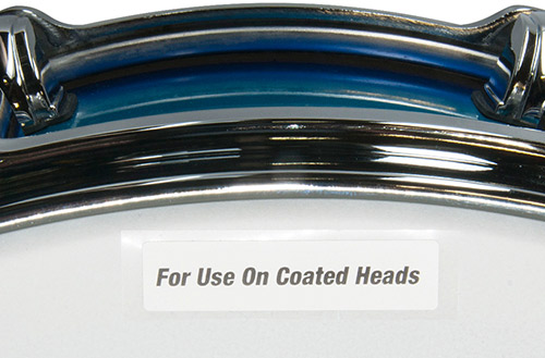 For Use On Coated Heads